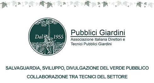 Pubblici Giardini - Associazione italiana direttori e tecnici pubblici giardini