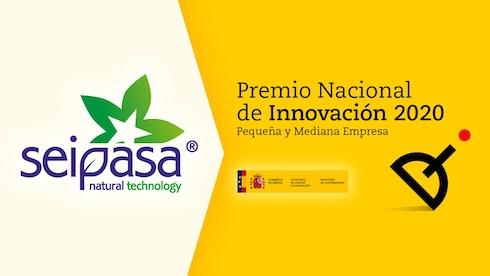 Seipasa, premio innovazione 2020