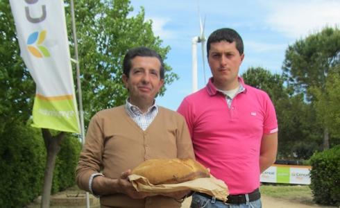 Il pane di paese