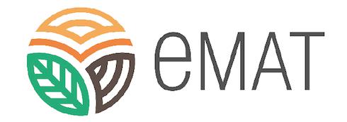 Il logo di eMAT, il nuovo applicativo messo a punto da Syngenta per favorire i viticoltori che si affaccino anche sui mercati internazionali