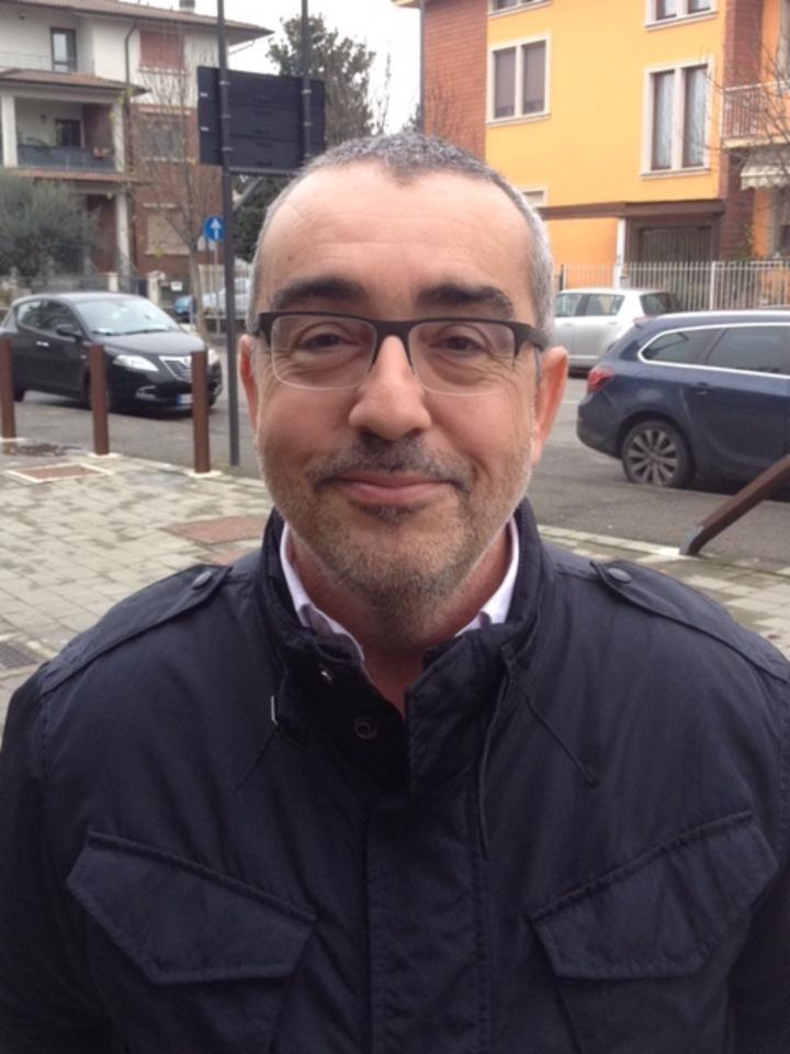 Il professor Vittorio Rossi