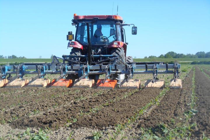 Tutte queste tecnologie permettono di ridurre l'impatto dell'agricoltura sull'ambiente