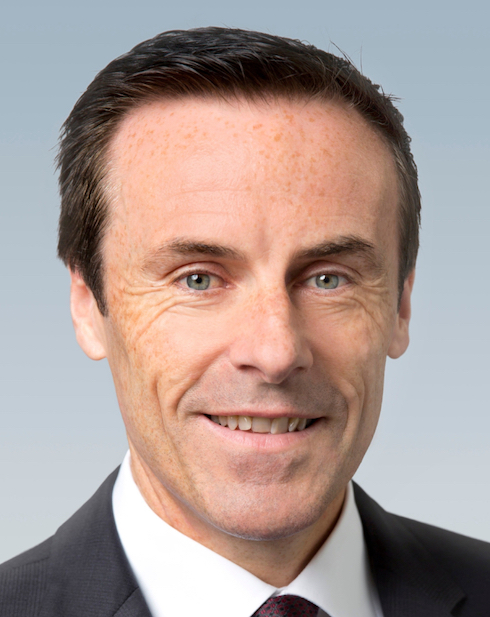 Liam Condon, amministratore delegato di Bayer CropScience