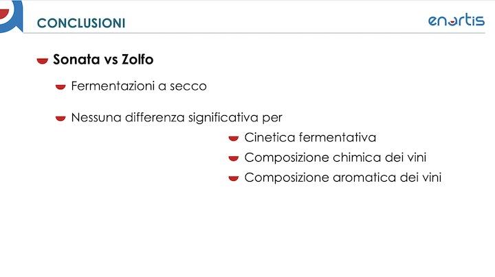 Sonata Vs zolfo