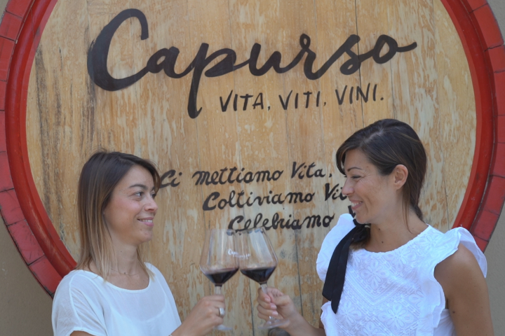 Selene e Camilla Capurso