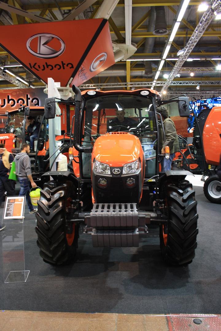 Il nuovo Kubota M5111