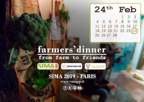 Farmers' dinner