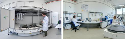 Valagro, laboratori di genomica e fenomica a 360°