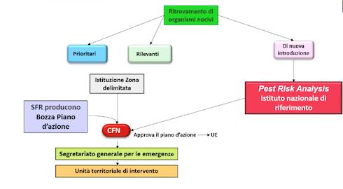 Gestione delle emergenze