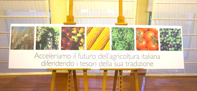 Bayer CropScience - slogan conferenza stampa 2012