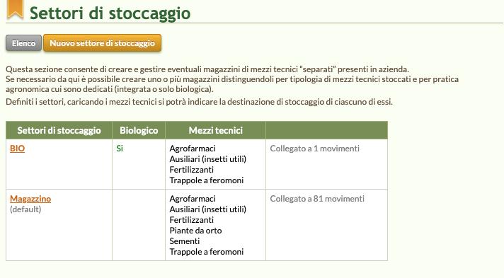 Con QdC - Quaderno di Campagna puoi gestire lo stoccaggio separato degli agrofarmaci per Agricoltura Biologica