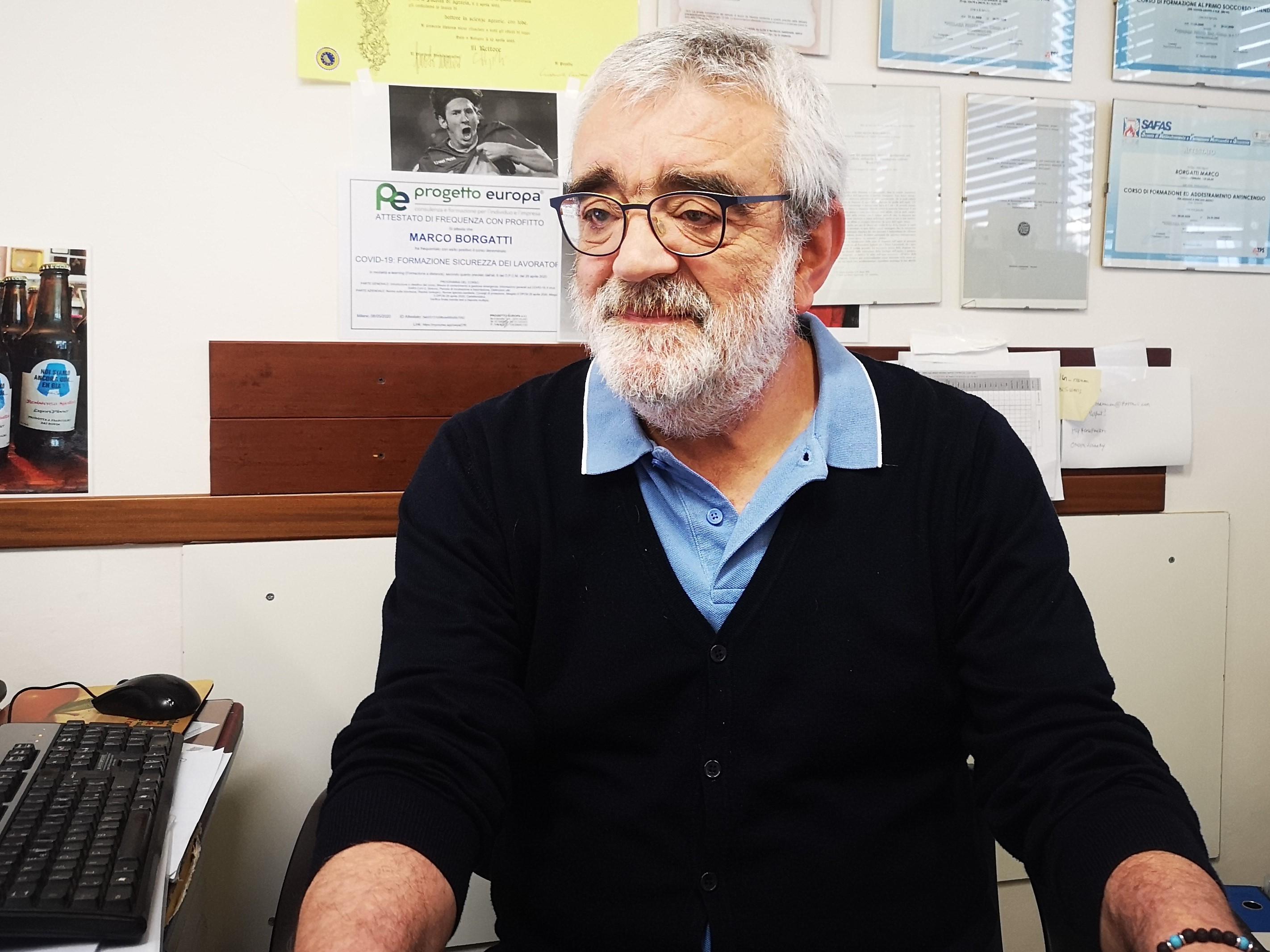 Marco Borgatti - Ufficio qualità di Patfrut