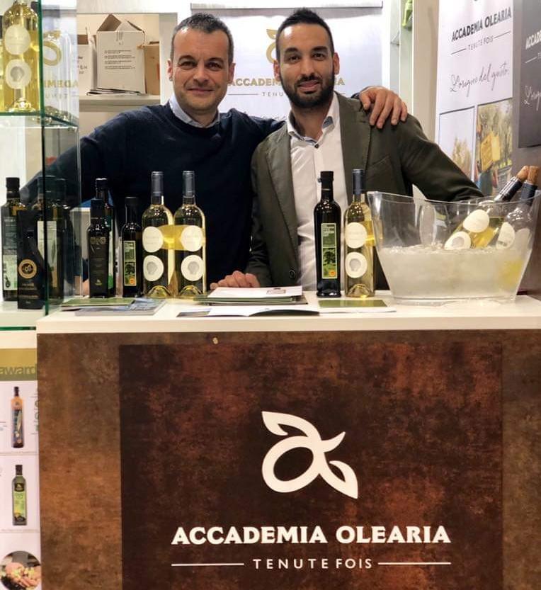 Alessandro e Antonello Fois hanno scelto QdC - Quaderno di Campagna per gestire i 230 ettari dell'azienda