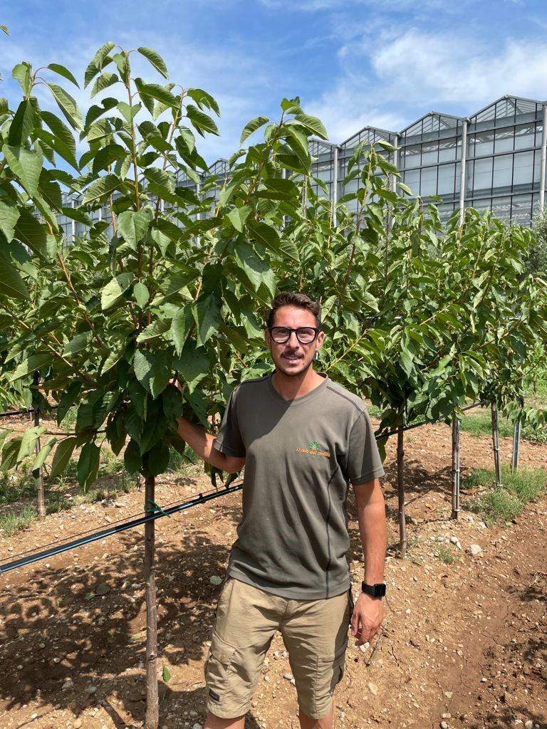 Matteo Gozietti - Vivaio dei Molini - utilizza QdC® - Quaderno di Campagna® per la gestione dei vivai in serra e pieno campo