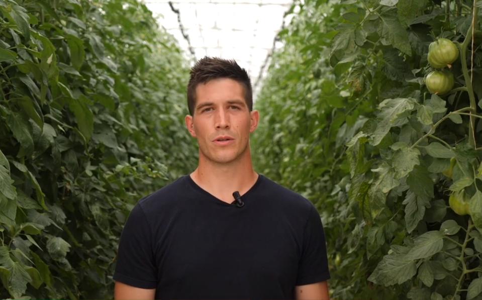 Enrico Rizzi, consulente tecnico di Dimensione Agricoltura utilizza QdC® - Quaderno di Campagna®