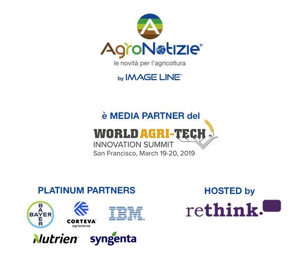 Leggi lo speciale dedicato al World Agri-Tech