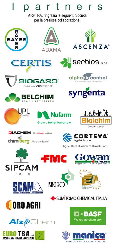 I partner del forum di medicina vegetale 2019