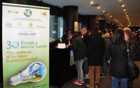Registrazione al Forum di medicina vegetale