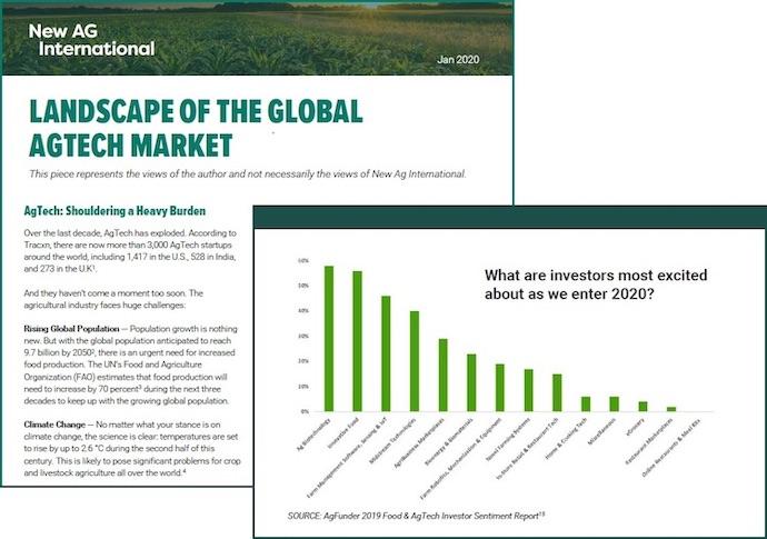 Documento da scaricare relativo alle tecnologie per l'agricoltura. Scopri di seguito il link per il download