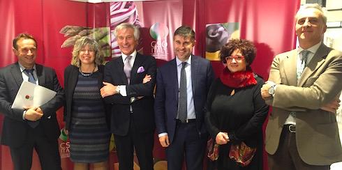 partecipanti conferenza stampa cso ortofrutta 2017