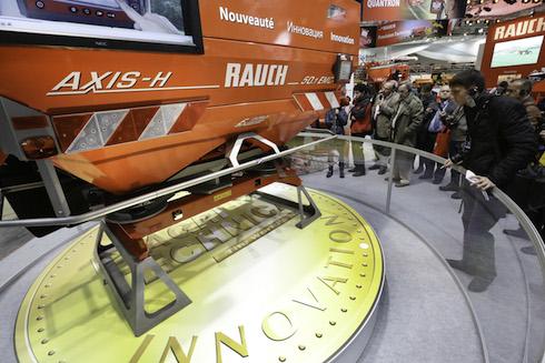 Axis - H Rauch macchine agricole - attrezzature