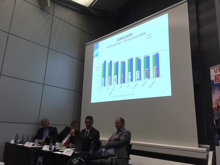 risultati indice di soddisfazione concessionari macchine agricole 2015