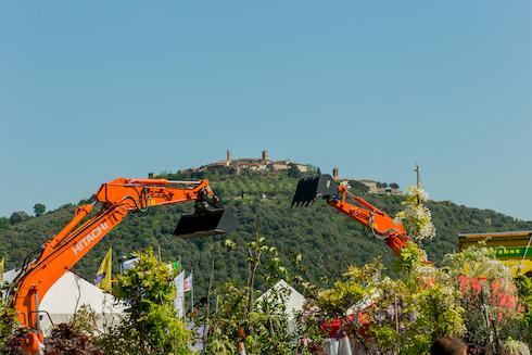 La Fiera del Madonnino è una manifestazione espositiva dei macchinari agricoli