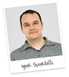 Contatta Igor Sportelli, Project Manager QdC® - Quaderno di Campagna
