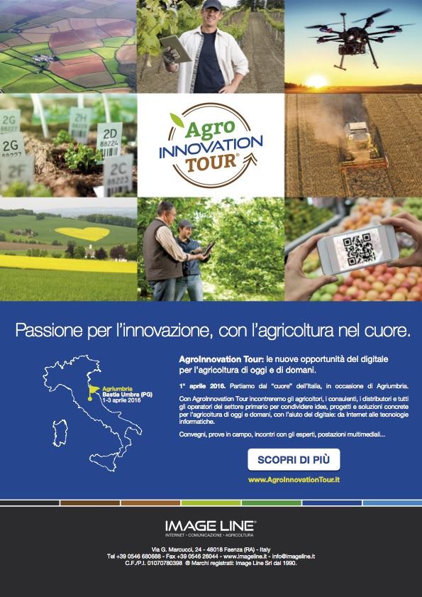 AgroInnovation Tour - invito