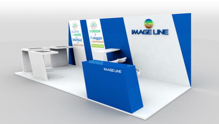 Giochi Museo Scienza stand Image Line