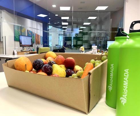 Frutta e verdura a Image Line