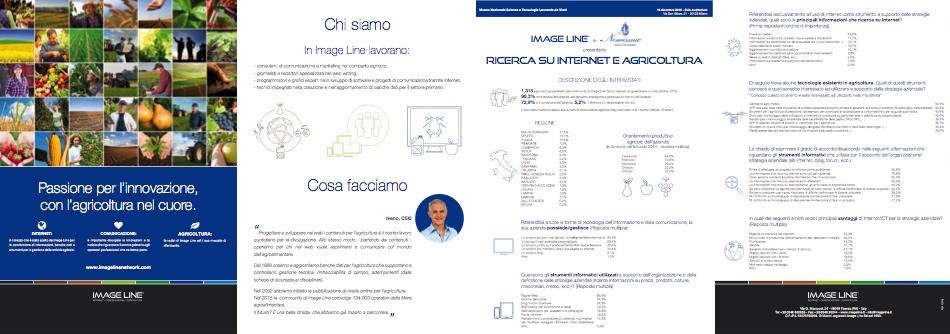 Scarica il pieghevole di presentazione della ricerca Image Line - Nomisma