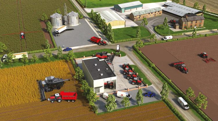 Grazie alle nuove tecnologie offerte dal pacchetto Fuse™, Massey Ferguson fornisce ai coltivatori professionali di tutto il mondo un'integrazione e una connettività perfette tra tutte le risorse dell'azienda agricola