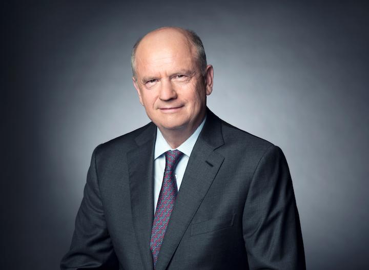 Martin Richenhagen, presidente e ceo di AGCO fino al 31 dicembre 2020
