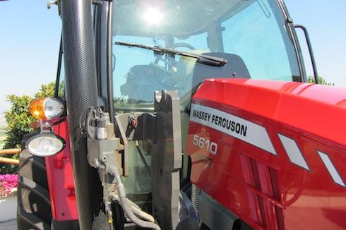 Trattore Massey Ferguson MF 5610