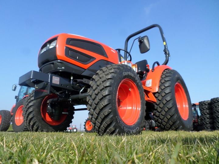 Galaxy Garden Pro, pneumatici ATG per trattori di bassa potenza