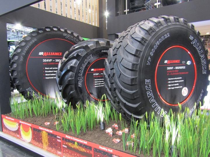 Nuove dimensioni per la gamma Alliance VF Agritechnica 2019