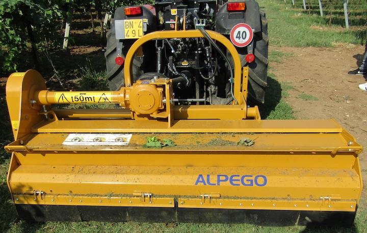 Alpego TrisaR TR36 200 al Press Camp 2019