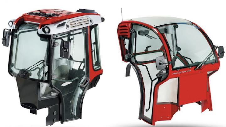Nuove cabine Air e Protector 100 di Antonio Carraro