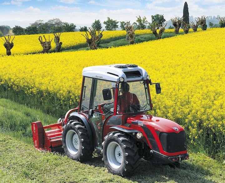 Antonio Carraro TR 7600 Infinity con guida reversibile