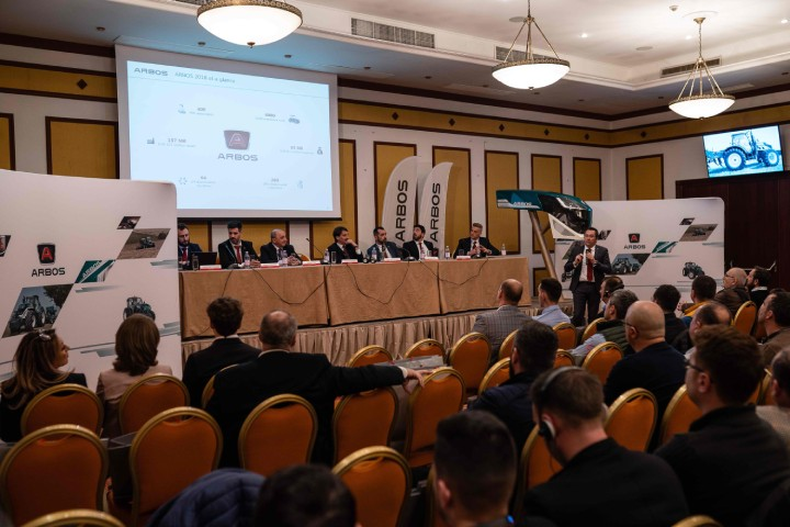 Un momento dell'Open Day tenutosi il 5 marzo a Bucarest