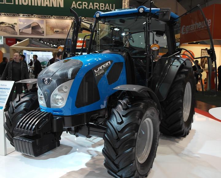 Landini 4-090D ad Agritechnica 2017