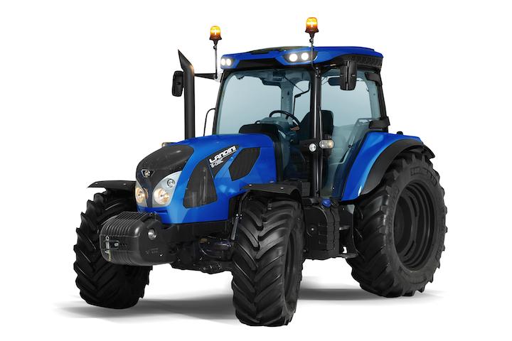 Landini Serie 6C in versione Blue Icon