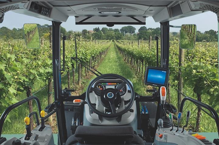 Kit agricoltura 4.0 disponibili per i trattori Landini