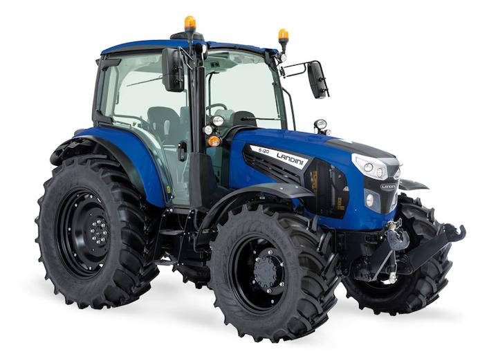 MotoreFPT F36 Stage V per Landini Serie 5 Blue Icon