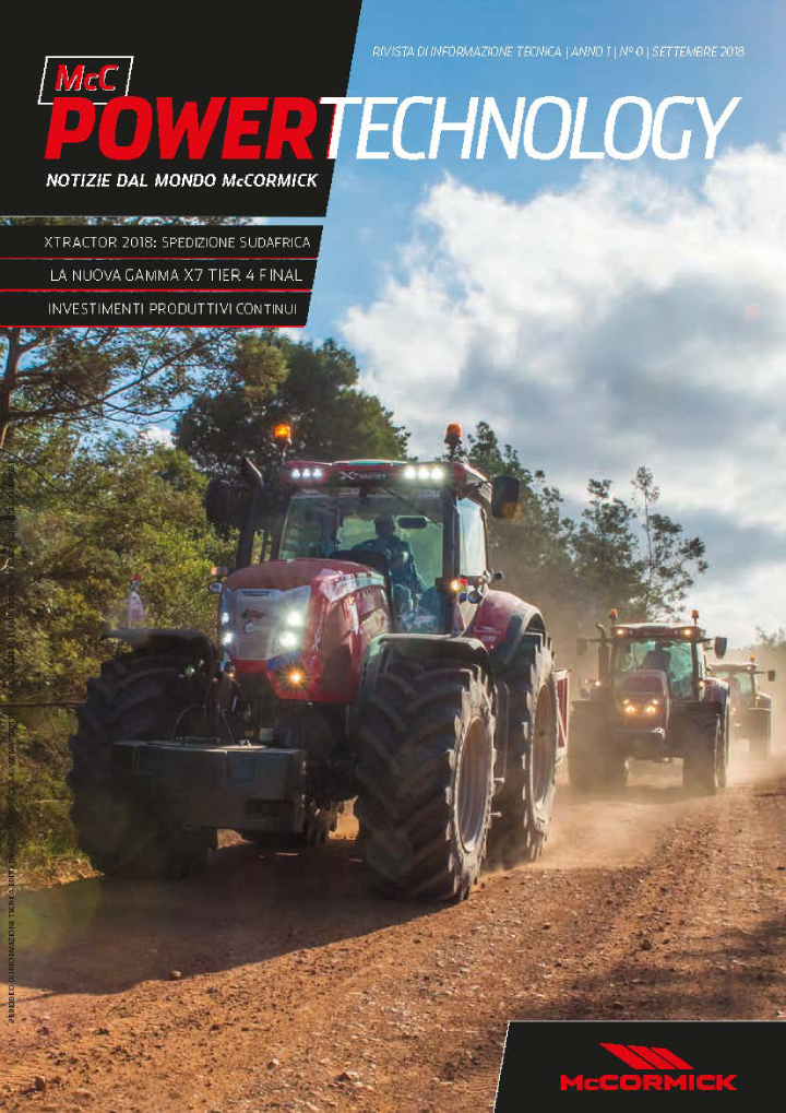 La nuova rivista dedicata agli appassionati del marchio McCormick
