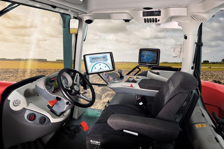Kit agricoltura 4.0 disponibili per i trattori di alta potenza McCormick