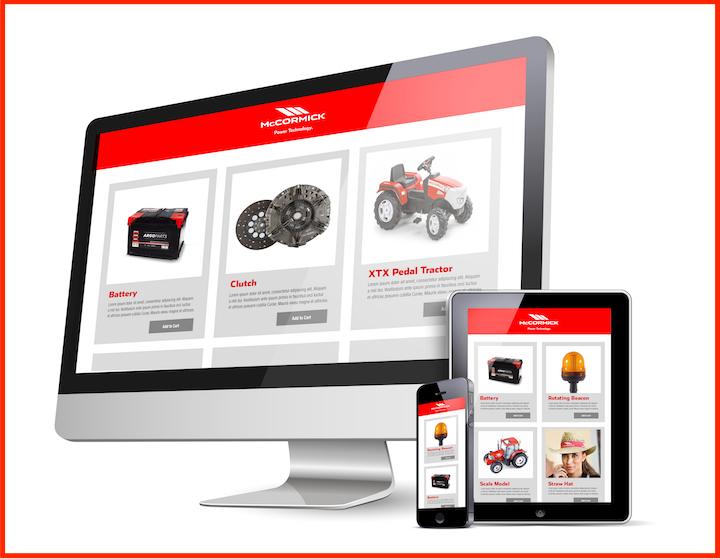 Ordinare i ricambi è facile con il portale ecommerce di McCormick