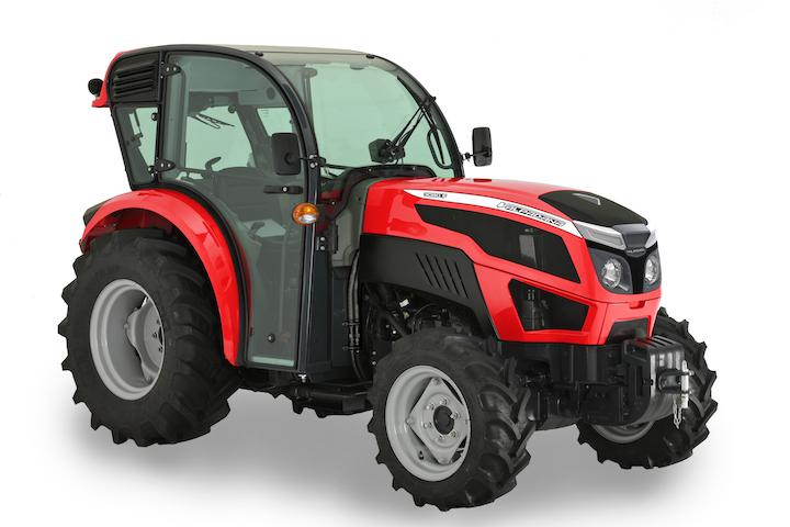 Valpadana 3080 F con cabina Low Profile