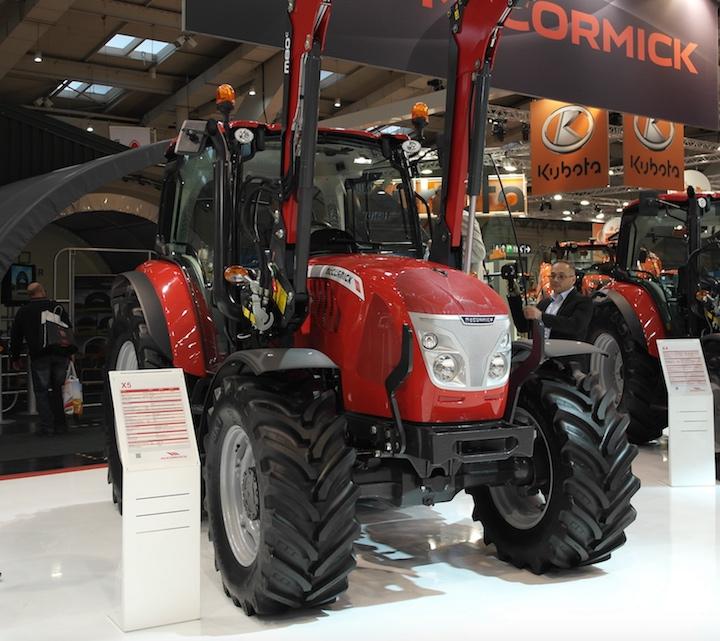X5.55 Agritechnica 2017